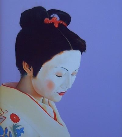 Maiko 02: The Hour of the Ox