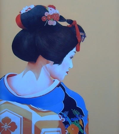 Maiko 06: The Hour of the Cockerel